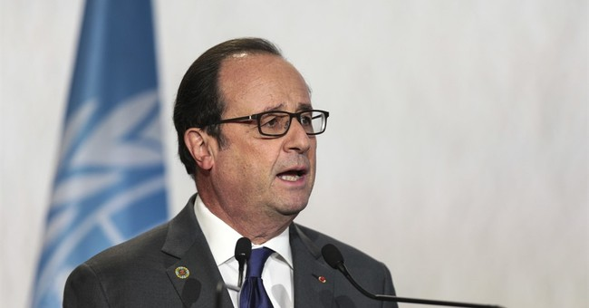 Hollande wants state of emergency until presidential vote
