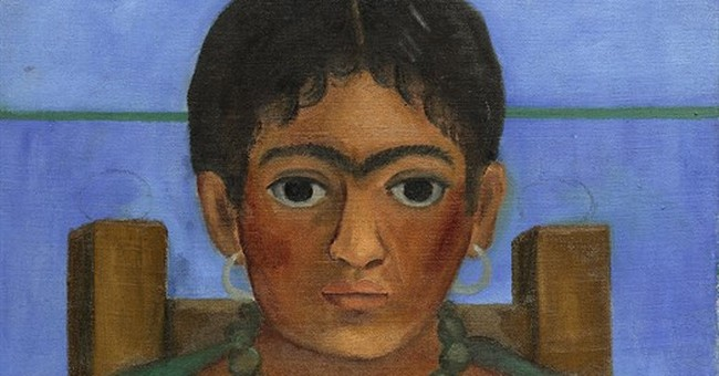 Rediscovered Kahlo painting is going to auction in NY