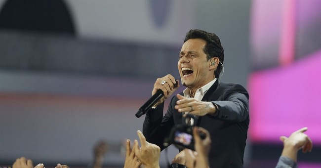 Marc Anthony to be honored by Latin Recording Academy