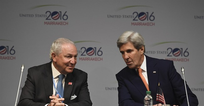 Kerry: Obama's climate change targets won't be reversed