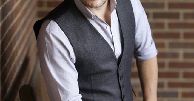 Ty Herndon risked his career to come out, but he's a fighter