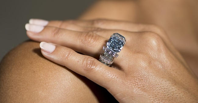 Pink diamond steals show at Geneva auction, fetches $18M