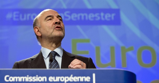 EU warns Italy, several others over 2017 budget plans