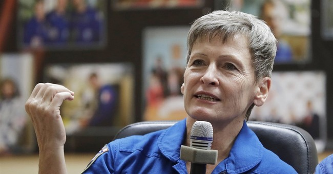 NASA astronaut on verge of becoming oldest woman in space