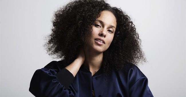 Alicia Keys on future goals: Honey, I already won