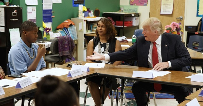 Trump's school choice expansion plan may face uphill battle