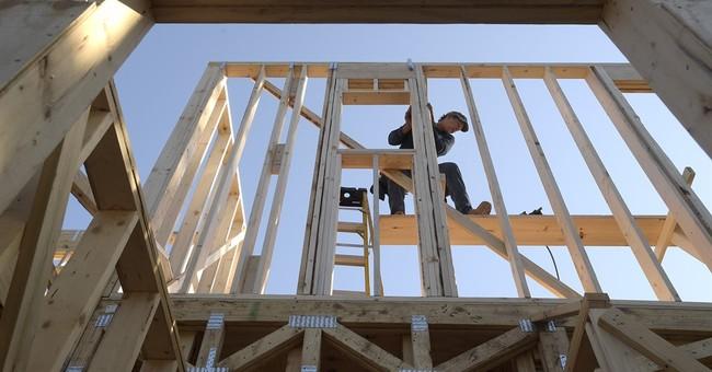 US homebuilder confidence holds steady in November