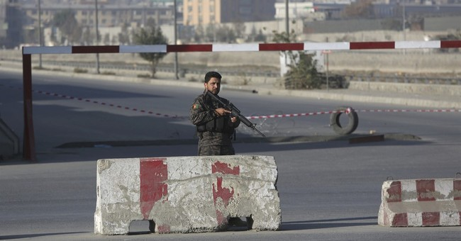 Afghan officials: Suicide bomber kills 6 in Kabul