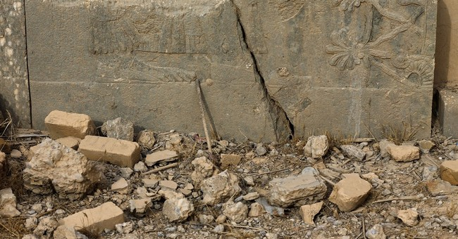 Extensive cultural damage found in historic Iraqi city