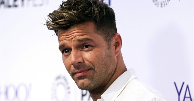 Ricky Martin is engaged to artist Jwan Yosef