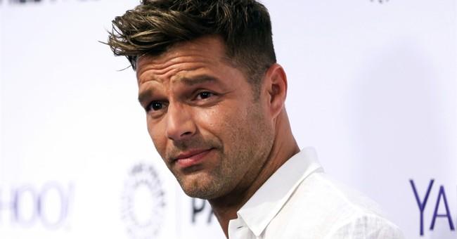Ricky Martin is engaged to artist Jwan Yosef