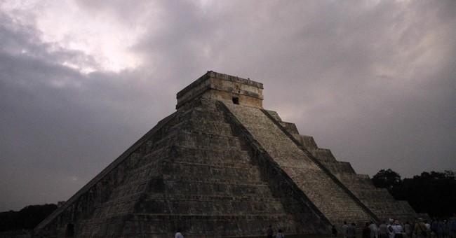 Mexican experts say original pyramid found at Chichen Itza
