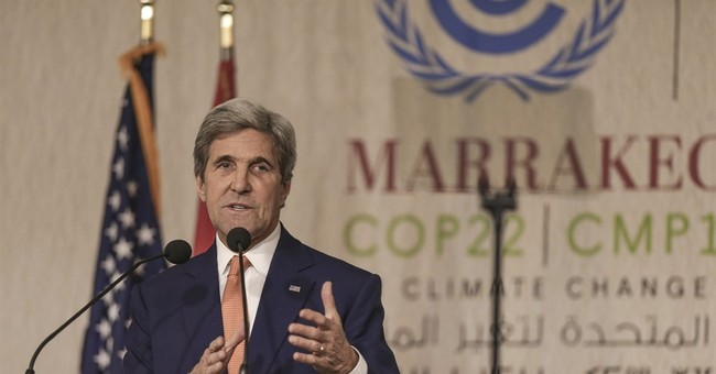 The Latest: EU: US will be in climate talks even under Trump