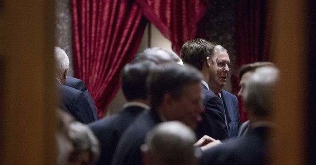 GOP's control of Washington carries risks