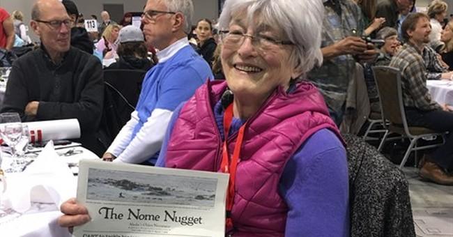 Longtime Alaska newspaper publisher dies after cancer battle
