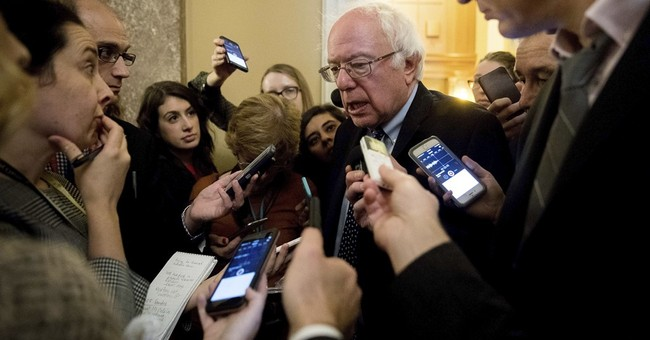 Sanders to Trump: Rescind Bannon appointment, keep promises