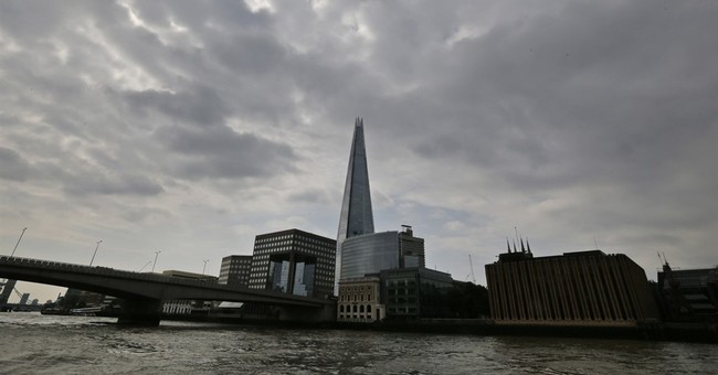 Mind the drones: 'Near-miss' with plane near London's Shard