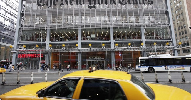 Sorry Trump, NY Times says subscriptions rose since election
