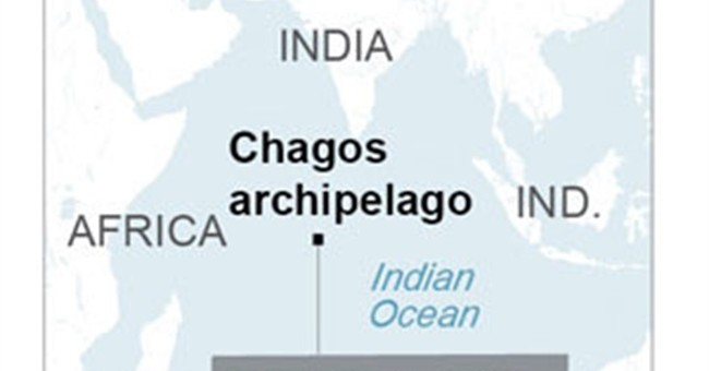 UK says Chagos islanders evicted for US base may not go home