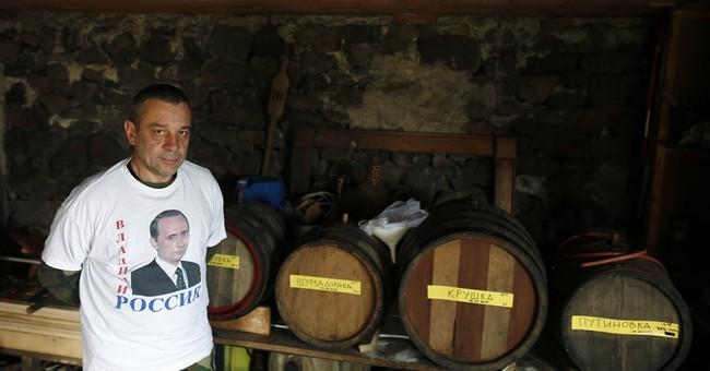 Welcome to Putinovo: Tiny Serbian village wants name change