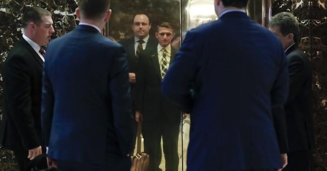 AP source: Trump offers Flynn national security adviser job