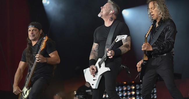 Metallica performs 'Enter Sandman' on toys with Jimmy Fallon