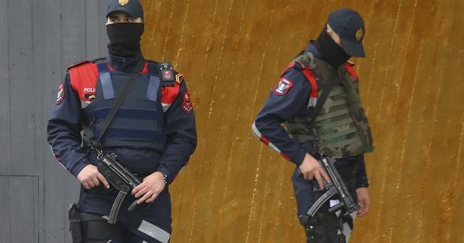 Kosovo police say terror attack on Israeli team prevented
