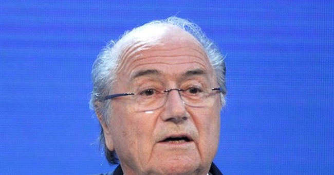 2 years on, FIFA's Garcia Report still long way from release
