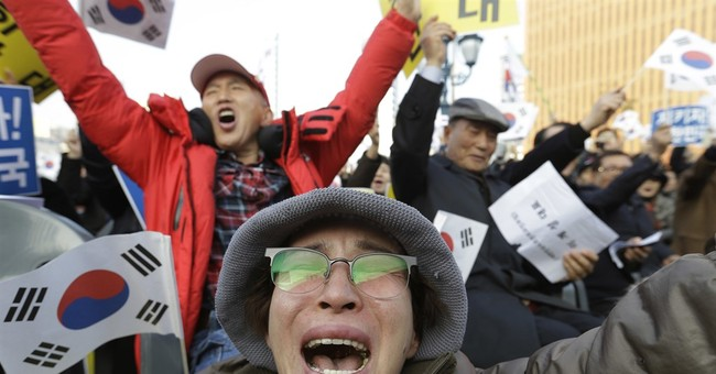 S. Korean lawmakers pass law on independent probe of Park