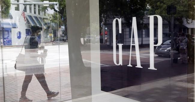 Gap's third-quarter profit drops nearly 18 percent