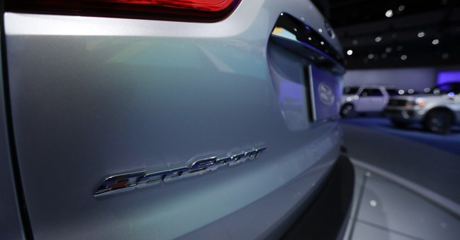America's shift to SUVs is on display at L.A. Auto Show