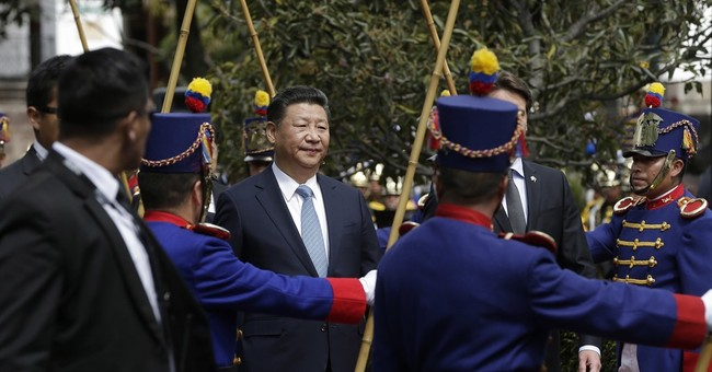 As Trump talks wall, China builds bridges to Latin America