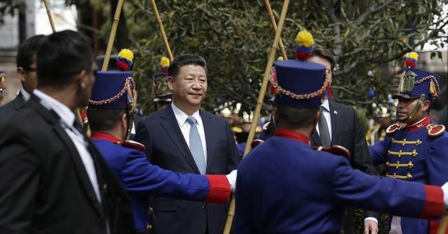 As Trump talks wall, China builds bridges to Latin America