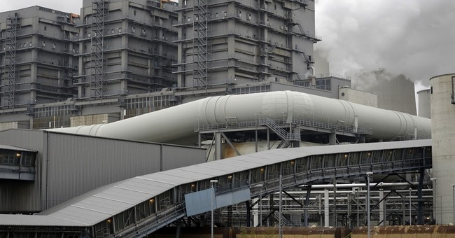 Today's energy system could blow Paris climate goals
