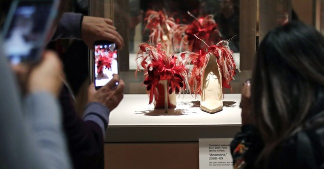 Museum as shoeseum: What our footwear says about our souls