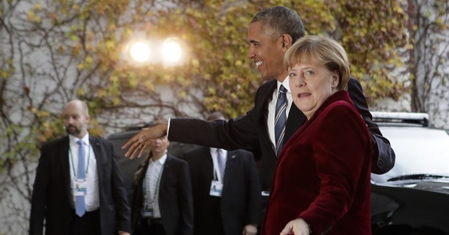 Unlikely apprentice: Obama coaches Trump to be world leader