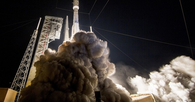 Best weather satellite ever built rockets into space