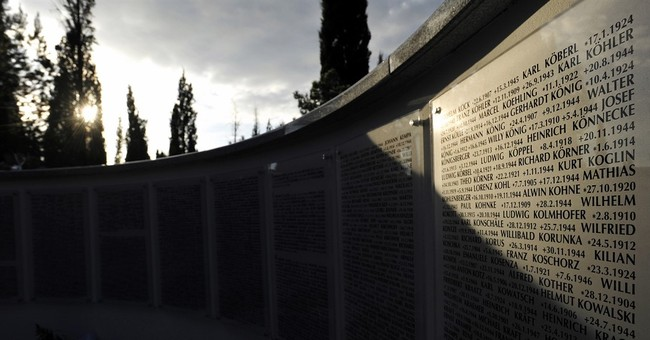 Montenegro inaugurates cemetery for WWII German soldiers