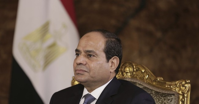 El-Sissi says don't 'jump to conclusions' on Trump