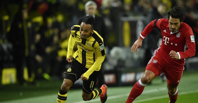 Mystery solved: Aubameyang explains hat trick of pushups