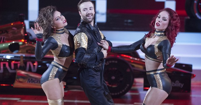'Dancing' champ Castroneves: Hinchcliffe the driver to beat