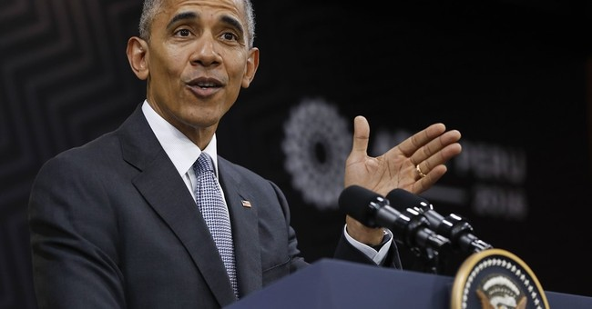 AP Analysis: Obama exudes calm about Trump as Democrats fret