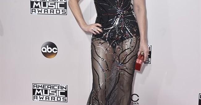 American Music Awards guests talk 'Hamilton' and Pence