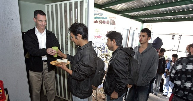 Dangers faced by migrants often extend to border shelters