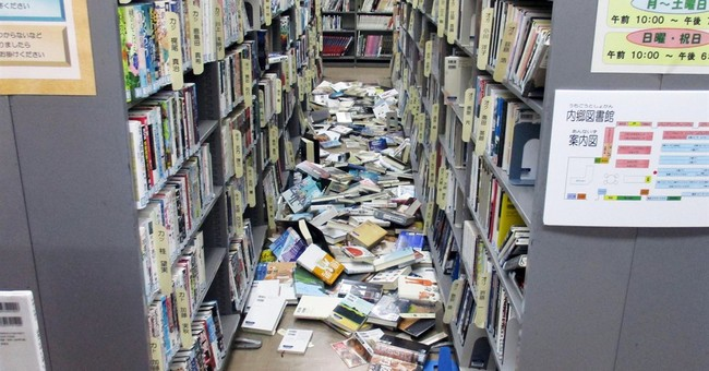Quake in northeastern Japan brings back memories of 2011