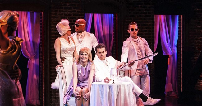 Review: Foster shines in perky revival of 'Sweet Charity'