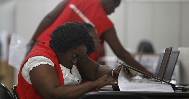 Haiti election body starts slow process of tabulating votes