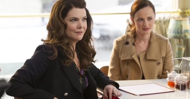Fast-talking 'Gilmore Girls' returns; mad binging forecast