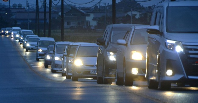 The Latest: Japan earthquake an aftershock of 2011 quake