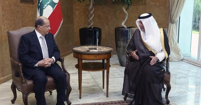 Saudi Arabia invites Lebanese president to visit the kingdom